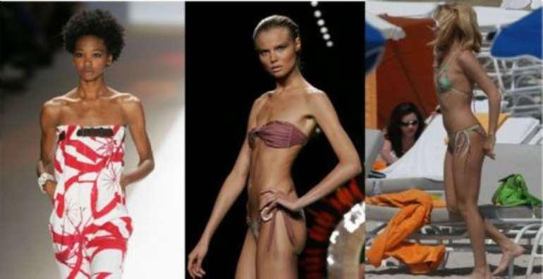 Ban on super-skinny models